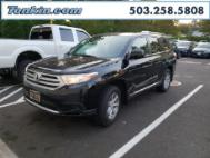 2013 Toyota Highlander Base Plus V6