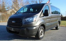 2017 Ford  150 Wagon Low Roof XL 60/40 Pass. 130-in. WB