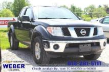 2007 Nissan Frontier SE King Cab