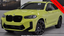 2022 BMW X4 M Base