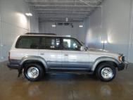 1997 Toyota Land Cruiser Base