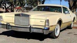 1976 Lincoln Custom