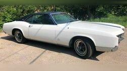 1967 Buick Riviera 1967 BUICK RIVIERA SPORT COUPE