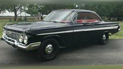 1961 Chevrolet Impala Big Block, 4-Speed, Exceptional