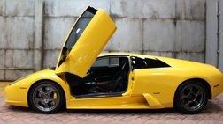 2003 Lamborghini Murcielago Base