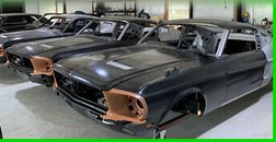 1967 Ford Mustang New Complete Fastback Body, Recondition Your Body.