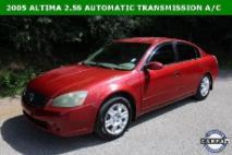 2005 Nissan Altima 2.5 S