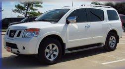 2012 Nissan Armada SV
