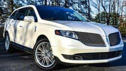 2015 Lincoln MKT EcoBoost