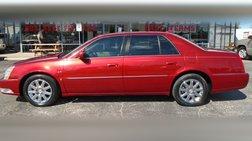 2009 Cadillac DTS w/1SD