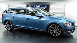 2015 Volvo V60 T5 Drive-E Premier Plus