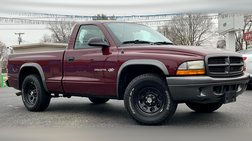 2002 Dodge Dakota Base