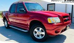 2004 Ford Explorer Sport Trac Adrenalin