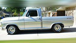 1969 Ford Ranger F-100 Ranger Short Bed