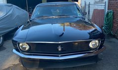 1970 Ford Mustang chrome