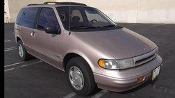 1993 Nissan Quest GXE