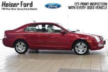 2008 Ford Fusion V6 SEL