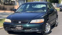2001 Honda Accord EX V6