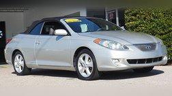 2006 Toyota Camry Solara SLE