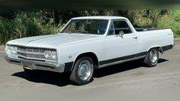 1965 Chevrolet El Camino DRIVERQUALITYRELIABLE4spd
