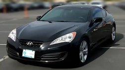 2012 Hyundai Genesis Coupe 2.0T Premium