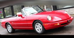 1991 Alfa Romeo Spider Base