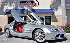 2006 Mercedes-Benz SLR MCLAREN SILVER/RED! $465K MSRP!!