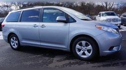 2015 Toyota Sienna LE 7 Passenger