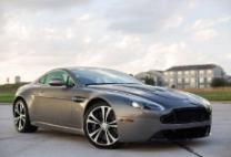 2017 Aston Martin V12 Vantage S Base