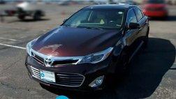 2014 Toyota Avalon XLE Touring