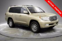 2008 Toyota Land Cruiser Base