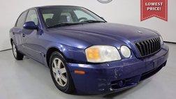 2003 Kia Optima LX V6
