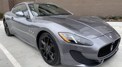 2014 Maserati GranTurismo Unknown