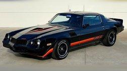 1979 Chevrolet Camaro 454 7.4 Liter 4 Speed Manual !!