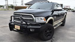 2015 Ram Ram Pickup 3500 Laramie Longhorn