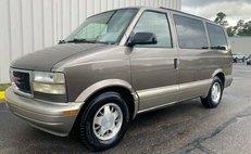 2002 GMC Safari SLT