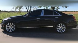 2015 Cadillac CTS 2.0T Performance Collection