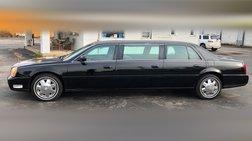 2002 Cadillac DeVille Limousine