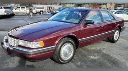 1992 Cadillac Seville Base