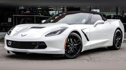 2016 Chevrolet Corvette Stingray Z51