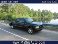 2000 Dodge Dakota Club Cab 2WD