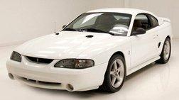 1996 Ford Mustang SVT Cobra Base