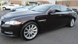 2011 Jaguar XJL Base