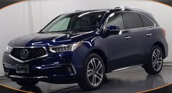 2018 Acura MDX SH-AWD w/Advance