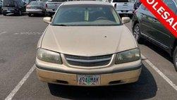2000 Chevrolet Impala Base