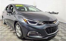 2018 Chevrolet Cruze LT Manual