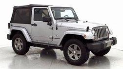 2013 Jeep Wrangler Freedom