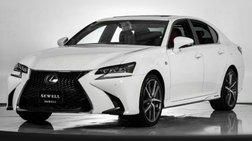 2016 Lexus GS 450h Base