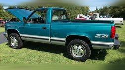 1993 GMC Sierra 1500 SLE