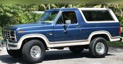 1986 Ford Bronco Eddie Bauer